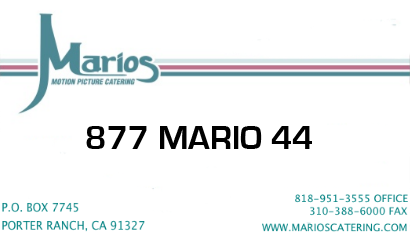 Marios-Catering-Business-Card